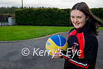 Emma Kerins from Scartaglin who received a Special Achievement Award at the Lee Strand Kerry Garda Youth Achievement Awards virtual ceremony on Saturday night.