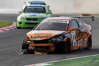 Round 10 of the 2005 British Touring Car Championship. #8. Dan Eaves (GBR). Team Halfords. Honda Integra Type R.