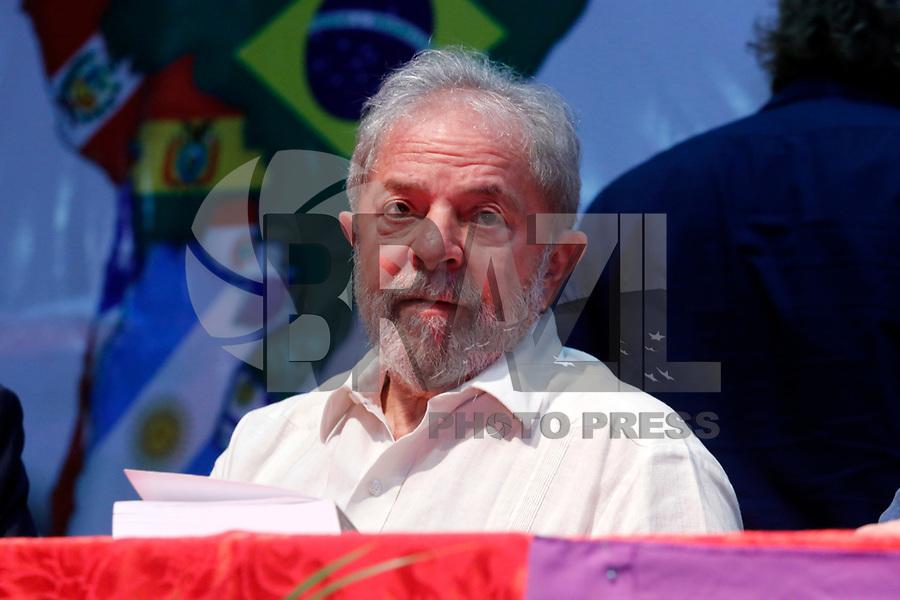 FOZ DO IGUAÇU, PR, 26.03.2018 – LULA – PR –  O ex-presidente Lula durante caravana pela cidade de Foz do Iguaçu na tarde desta segunda-feira (26). (Foto: Paulo Lisboa/Brazil Photo Press)