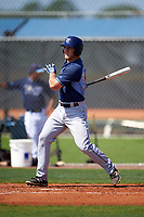 Tampa Bay Rays Joe McCarthy (31) during a minor league Spring Training intrasquad game on April 1, 2016 at Charlotte Sports Park in Port Charlotte, Florida.  (Mike Janes/Four Seam Images)