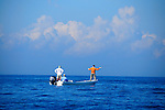 Fly fishing for Tarpon in Holbox Mexico