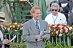 07 February 2010:  Track President and General Manager:  Ken Dunn at Gulfstream Park in Hallandale Beach, FL.