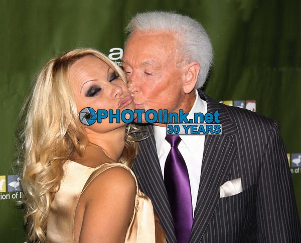 Pam Anderson & Bob Barker 2009<br /> Photo by JR Davis/PHOTOlink