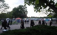 WGT 2013 - Impression vom Gelände.  . Foto: Norman Rembarz