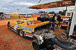 Feb 03, 2011; 5:37:56 PM; Sylvania, GA., USA; An Unsactioned Racing Event Running a 10,000 To Win During Speedweeks 2011 At Screven Motor Speedway.  Mandatory Credit: (thesportswire.net)