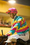 WAN CHAI,HONG KONG-DECEMBER 06: Fravien Prat at Happy Valley Racecourse on December 6,2017 in Wan Chai,Hong Kong (Photo by Kaz Ishida/Eclipse Sportswire/Getty Images)