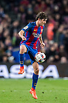 Sergi Roberto Carnicer of FC Barcelona in action during their Copa del Rey 2016-17 Semi-final match between FC Barcelona and Atletico de Madrid at the Camp Nou on 07 February 2017 in Barcelona, Spain. Photo by Diego Gonzalez Souto / Power Sport Images
