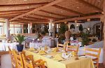 Pafos, little restaurant, Cyprus, Zypern.