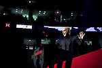 """Sunday, June 24, Raleigh, North Carolina..California evangelist Greg Laurie, brought his """"Harvest Crusade"""" to the RBC Center in Raleigh, NC for 3 days of music. prayer and Christian evangelism. Laurie brought together 200 local churches to sponsor the event which used 3000 volunteers and hopes to convert many newcomers to his version of born again Christianity.. Evangelist Greg Laurie delivered a sermon at the end of the music program before asking those wishing to be saved to come forward."""