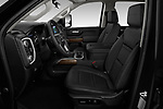 Front seat view of 2020 GMC Sierra Denali 4 Door Pick-up Front Seat  car photos