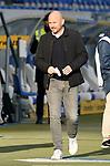 21.11.2020, PreZero-Arena, Sinsheim, GER, 1.FBL, TSG 1899 Hoffenheim vs VfB Stuttgart , <br />DFL  regulations prohibit any use of photographs as image sequences and/or quasi-video.<br />im Bild<br />Direktor Profifussball Alexander Rosen (Hoffenheim)<br /> <br /> Foto © nordphoto / Bratic
