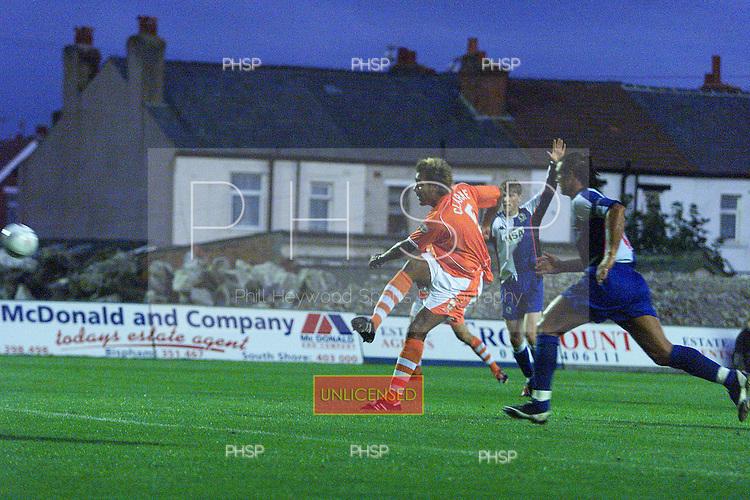 --/08/2003 Blackpool v Blackburn ....