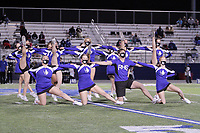 Rogers Mountaineers Dance Squad perform during half of the game against the Springdale Bulldogs Friday, October 16, 2020, at Whitey Smith Stadium, Rogers, Arkansas (Special to NWA Democrat-Gazette/Brent Soule)
