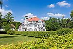 "Germany, Upper Bavaria, Neuegling near Murnau: Castle Neuegling, location for German TV daily medical series ""Herzflimmern"" (fibrillation) | Deutschland, Bayern, Oberbayern, Neuegling bei Murnau: Schloss Neuegling, Drehort der ZDF-Serie Herzflimmern"