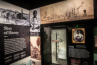 Washington- National Museum of African American History and Culture<br /> schiavismo