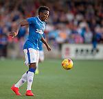Joe Dodoo makes his debut for Rangers