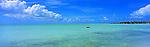 Kiribati Panorama - Lagoon in Kiritimati (Christmas Island), Kiribati <br /> <br /> Image taken on large format panoramic 6cm x 17cm transparency. Available for licencing and printing. email us at contact@widescenes.com for pricing.