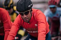 Vincenzo Nibali (ITA/Bahrain-Merida)<br /> <br /> 109th Milano-Sanremo 2018<br /> Milano > Sanremo (291km)