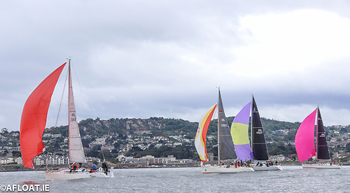 Coastal racing is growing in popularity in Dublin