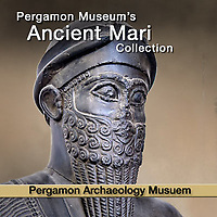 Ancient Mari Artefacts - Pergamon Museum Berlin - Pictures & Images