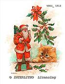 GIORDANO, CHRISTMAS SANTA, SNOWMAN, WEIHNACHTSMÄNNER, SCHNEEMÄNNER, PAPÁ NOEL, MUÑECOS DE NIEVE, paintings+++++,USGI1512,#X#