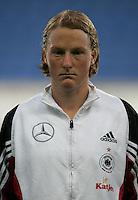 MAR 13, 2006: Faro, Portugal:  Melanie Behringer