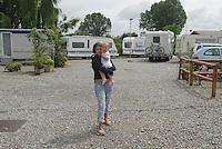 """- campo modello di zingari Sinti """"Quartiere Terradeo"""" a Buccinasco (Milano)<br /> <br /> - model camp of Sinti gypsies """"District Terradeo"""" in Buccinasco (Milan)"""