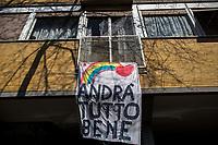 07-23.03.2020 - Villaggio Olimpico Ai Tempi del COVID-19 - Rome's Olympic Village Under Lockdown