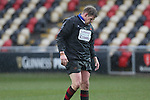 Rhys Thomas<br /> Guiness Pro12<br /> Gwent Dragons v Connacht<br /> Rodney Parade<br /> 22.02.15<br /> ©Steve Pope -SPORTINGWALES