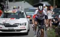 Reto Hollenstein (SUI/IAM)<br /> <br /> Stage 18 (ITT) - Sallanches › Megève (17km)<br /> 103rd Tour de France 2016