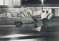 Ambulance service--Ontario--Toronto