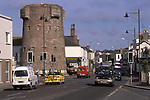 Martello Tower First Tower St Helier Jersey The Channel islands UK 2000s