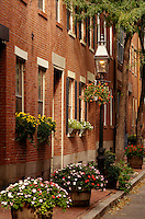 Melrose Street, Bay Village, Boston, MA