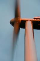 GERMANY Parchim, Vestas wind turbine/ DEUTSCHLAND, Windkraftanlage Vestas