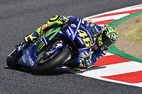 Montmelo' (Spagna) 10-06-2017 qualifiche Moto GP Spagna foto Luca Gambuti/Image Sport/Insidefoto<br /> nella foto: Valentino Rossi
