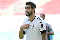 Rio de Janeiro (RJ), 17/04/2021 - Fluminense-Botafogo - Jonanthan jogador do Botafogo,durante partida contra o Fluminense,válida pela 10ª rodada da Taça Guanabara,realizada no Estádio Jornalista Mário Filho (Maracanã), na zona norte do Rio de Janeiro, neste sábado (17).