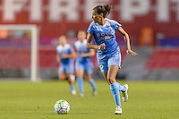 Chicago, IL - Saturday July 30, 2016: Cara Walls during a regular season National Women's Soccer League (NWSL) match between the Chicago Red Stars and FC Kansas City at Toyota Park.