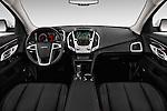 Stock photo of straight dashboard view of 2017 GMC Terrain FWD-Denali 5 Door SUV Dashboard