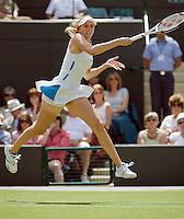 30-6-08, England, Wimbledon, Tennis, Vaidisova