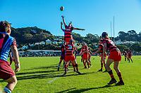 210424 Under-85 Rugby - Poneke v Avalon