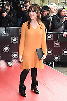 Natalie Cassidy<br /> arrives for the T.R.I.C. Awards 2017 at the Grosvenor House Hotel, Mayfair, London.<br /> <br /> <br /> ©Ash Knotek  D3240  14/03/2017