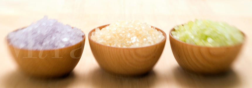 Bath Salt in Wood bowls&#xA;&#xA;<br />