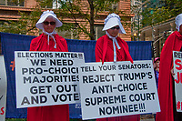 Protest Against Judge Kavanaugh's Appointment to the Supreme Court Chicago Illinois 8-26-18