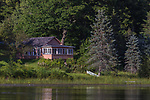 Northwoods cabin located on Barber:Lake in northern Wisconsin.