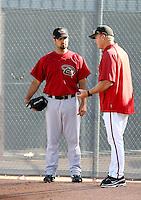 Daniel Schlereth / Arizona Diamondbacks 2008 Instructional League..Photo by:  Bill Mitchell/Four Seam Images