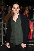 "Jamie Piggott<br /> arriving for the London Film Festival screening of ""Outlaw King"" at the Cineworld Leicester Square, London<br /> <br /> ©Ash Knotek  D3446  17/10/2018"