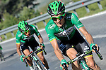 Pello Bilbao (ESP) Caja Rural-Seguros RGA makes a break to win Stage 6 of the 2015 Presidential Tour of Turkey running 184km from Denizli to Selcuk. 30th April 2015.<br /> Photo: Tour of Turkey/Brian Hodes/www.newsfile.ie
