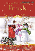John, CHRISTMAS SANTA, SNOWMAN, WEIHNACHTSMÄNNER, SCHNEEMÄNNER, PAPÁ NOEL, MUÑECOS DE NIEVE, paintings+++++,GBHSSXC50-752B,#x#