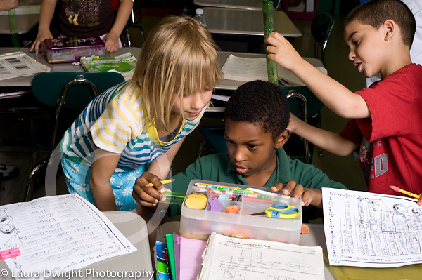 Education Elementary New Jersey public school grade 1 math activity