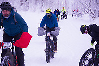 Icy River Rampage 200201 at Eagle River Nature Center.
